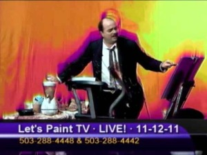 Mr Let's Paint